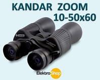 Бинокли KANDAR ZOOM 10-50x60