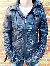 Куртка РЕХ черная