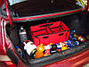 Органайзер в багажник автомобиля (Sedan)
