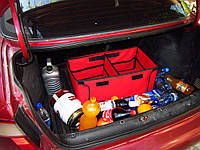 Органайзер в багажник автомобиля (Sedan), фото 1