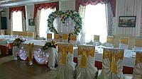 Аренда ширм, арок, колонн с цветами для свадьбы Харьков
