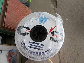Капельная лента COS 1000 м ,эммитерная, 20 см между капельницами. пр-во Харьков.