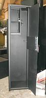 Оружейные сейфы и шкафы СО 1100/2Т на два ружья