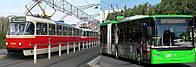 Пружины растяжения для Трамваев и троллейбусов