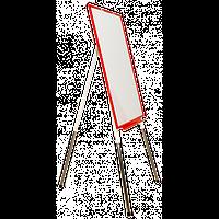 Флипчарт магнитный маркерный Эксклюзив в цветном профиле