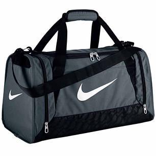 nike brasilia 6 small duffel bag green black ba4831 313 the best ... 1933701cf27f5