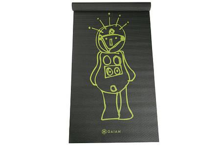 Детский коврик для йоги ROBOT