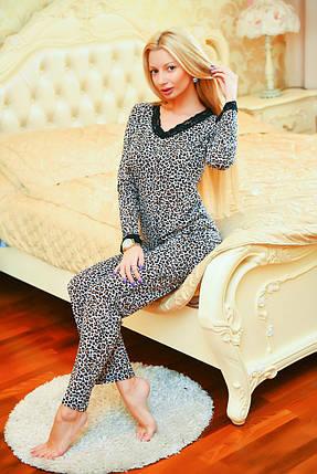 ДИ323 Пижама женская , фото 2