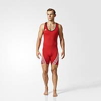 Adidas Трико для тяжелой атлетики Adidas Base Lifter (красное)