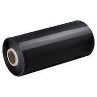 Стрейч пленка машинная (черная) 20мк х 500мм х 1750м