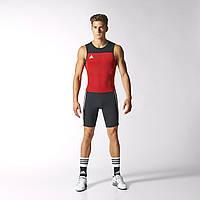 Adidas Трико для тяжелой атлетики Adidas Weightlifting ClimaLite Suit Men