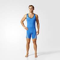 Adidas Трико для тяжелой атлетики Adidas Base Lifter (синее)