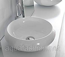 Круглая высокая раковина Hidra Ceramica TAO TA19 43 см