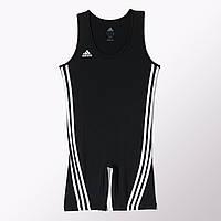 Adidas Трико для тяжелой атлетики Adidas Base Lifter (черное)