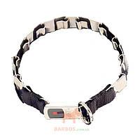 Строгий ошейник для собак без шипов, с замком Clic Lock, Neck - Tech Fun (Спрингер) Sprenger (60 см)
