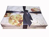Комплект постельного белья из Египетского шелка в нежных тонах