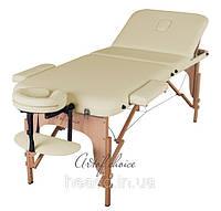 Массажный стол DEN Comfort светло-бежевый