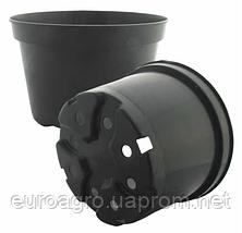 Емкость для рассады круглая  d24,5 h21,5 v7,5, фото 2