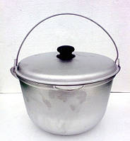 Казан (котелок) алюминиевый 7 литров