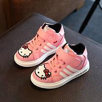 Детские кеды кроссовки Hello Kitty, фото 2