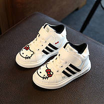 Детские кеды кроссовки Hello Kitty, фото 3