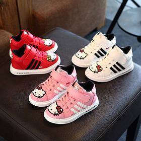 Детские кеды кроссовки Hello Kitty