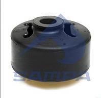 Сайлентблок 31,5*155*114 рессоры SAF 3D (пр-во SAMPA)