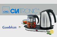 Чайники для приготовления чая и кофе Clatronic TKS 3504 1,7 л Германия