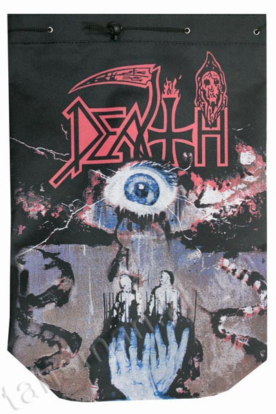 DEATH - Symbolic - рок-рюкзак