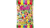 Жевательные конфеты Trolli Червяки в сахаре 1000г