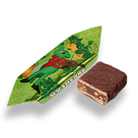 Белорусские шоколадные конфеты Кузнечик  фабрика Коммунарка