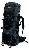Большой туристический рюкзак 100 л. PINGUIN Explorer 100, PNG 3024.001 черный/серый