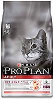 Pro Plan Adult Salmon&Rice 10кг Сухой корм для взрослых кошек с лососем