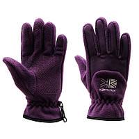 Перчатки флисовые/Рукавиці флісові Karrimor Fleece gloves