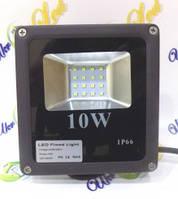 Прожектор светодиодный матричный 10WSlim(Eko)