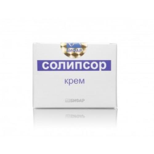Солипсор крем для лечения дерматологических заболеваний, псориаз ...