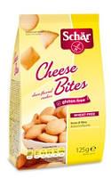 Крекер соленый с сыром без глютена Dr. Schär 125г Италия
