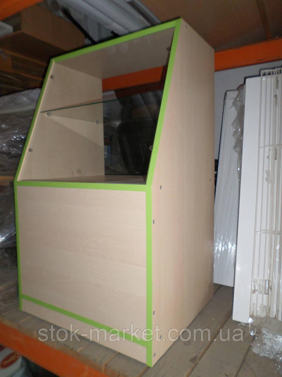 Торговая витрина ДСП, витрины ДСП,  мебель ДСП под заказ