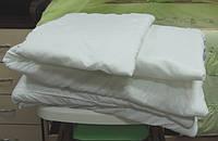 Одеяло и подушка в детскую кроватку ( синтепон)