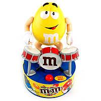Игрушка M&M's Rock Stars барабанщик +45 г. драже, фото 1