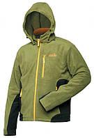 Куртка флисовая с капюшоном NORFIN OUTDOOR (Green) S