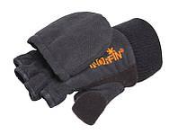 Перчатки-варежки подростковые с магнитом Norfin Junior (флис / утеплитель / PL) р.L