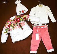 Комплект одежды для девочек(4239)