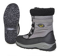 Ботинки зимние Norfin SNOW GRAY (комбиниро., искуств.мех, серые) -20 ° / р.41