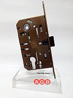 Замок межкомнатный AGB Mediana Evolution PZ B01103 под цилиндр