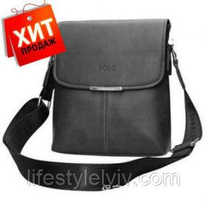 659abd3e7701 Стильные деловые портфели, компактные сумки через плечо и винтажные  барсетки из экологичной и износостойкой PU-кожи станут выгодным дополнением  мужского ...