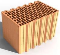Керамический блок Ecoblock 25