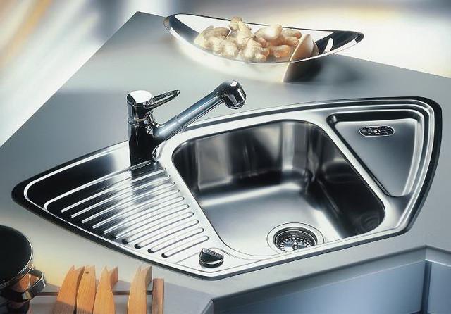 Мойки кухонные нержавеющаяя сталь