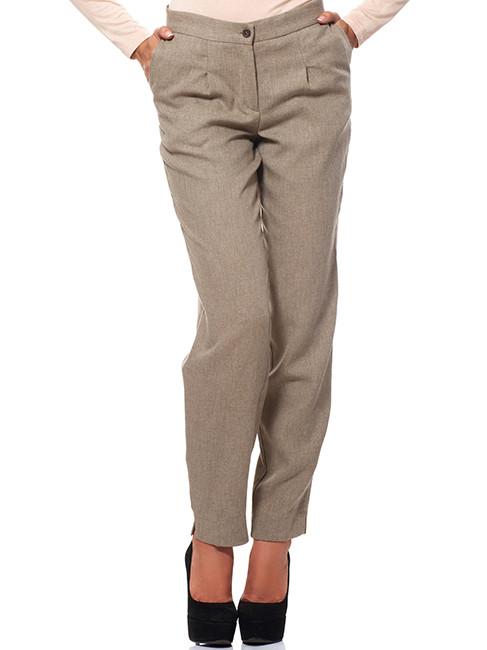 Льняные брюки. Женские летние брюки 100% лен