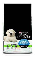 Puppy LargeRobust с курицей для щенков больших пород (Пурина) Purina ProPlan (3 кг)